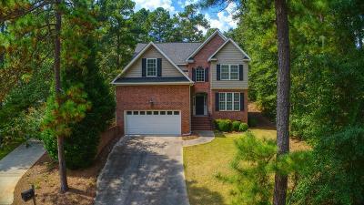 Aiken Single Family Home For Sale: 70 Juniper Loop