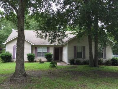 Richmond County Single Family Home For Sale: 5073 Deans Bridge Road