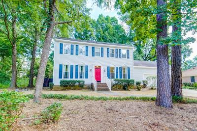 AUGUSTA Single Family Home For Sale: 3342 Sugar Mill Road