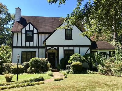 Augusta Single Family Home For Sale: 2306 Woodbine Road