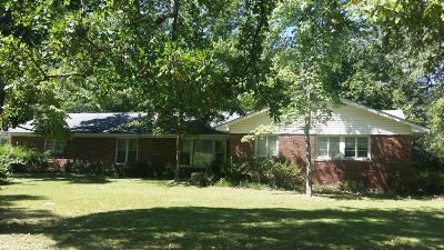 Aiken Single Family Home For Sale: 201 Dunbarton Circle
