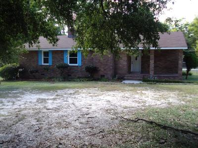 Augusta GA Single Family Home For Sale: $90,000