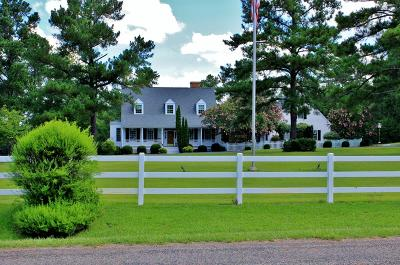 Edgefield County Single Family Home For Sale: 62 Republican Road