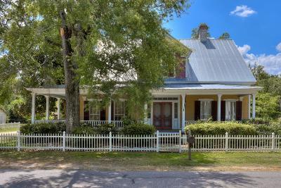 Edgefield County Single Family Home For Sale: 607 Edisto Street
