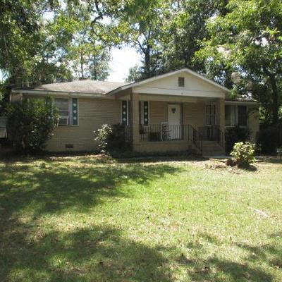 Augusta Single Family Home For Sale: 2218 Richards Road