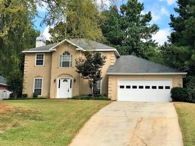 Evans Single Family Home For Sale: 4863 Flagstone Court