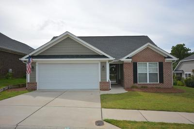 Evans Single Family Home For Sale: 3102 Sunset Maple Trail