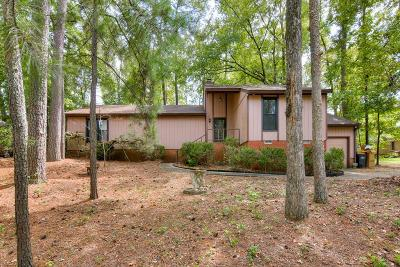 Augusta Single Family Home For Sale: 2720 Springwood Drive