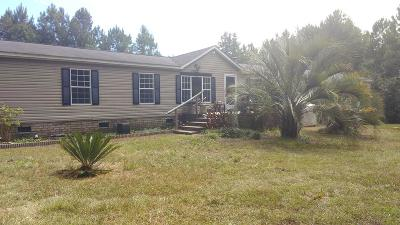 McDuffie County Manufactured Home For Sale: 3963 Hillman Gay Road