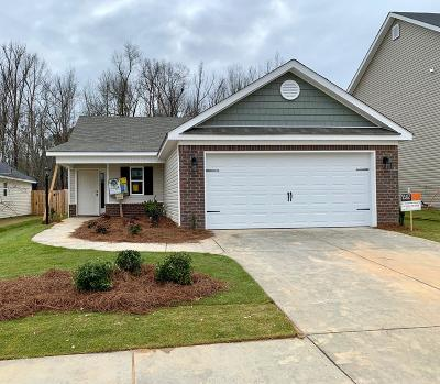 Grovetown Single Family Home For Sale: 3250 Alexandria Drive