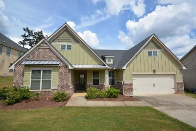 Grovetown Single Family Home For Sale: 1417 Dooley Lane