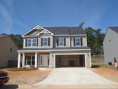 Aiken Single Family Home For Sale: 258 Kemper Downs Drive