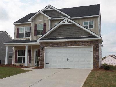 Aiken Single Family Home For Sale: 270 Kemper Downs Drive