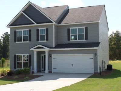Aiken Single Family Home For Sale: 238 Kemper Downs Drive