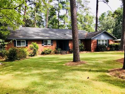 Augusta Single Family Home For Sale: 410 Ashland Drive