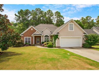 Grovetown Single Family Home For Sale: 509 Marble Falls Drive
