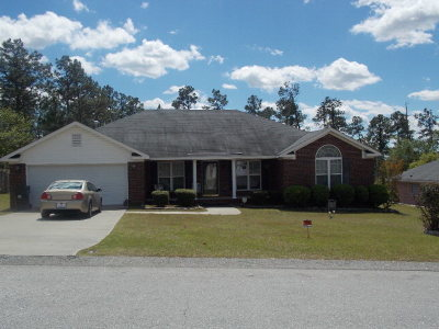 Hephzibah Single Family Home For Sale: 1852 Beaver Creek Lane