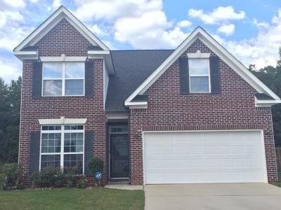 Evans Single Family Home For Sale: 719 Lakeside Landing Court