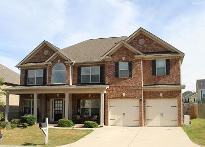 Grovetown Single Family Home For Sale: 7206 Krista Lane