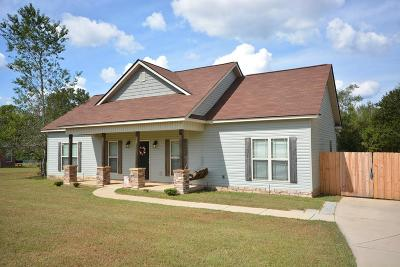 Hephzibah Single Family Home For Sale: 1337 Oakridge Plantation Road