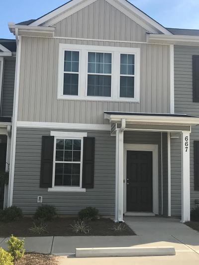 Grovetown Attached For Sale: 667 Aberdeen Circle