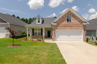 Evans Single Family Home For Sale: 423 Yellow Pine Trail