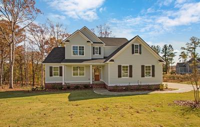Columbia County Single Family Home For Sale: 2155 Fothergill Drive