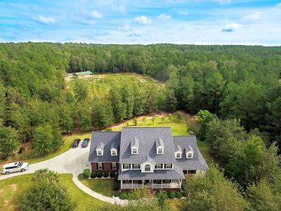 Aiken Single Family Home For Sale: 1440 Reynolds Pond Road