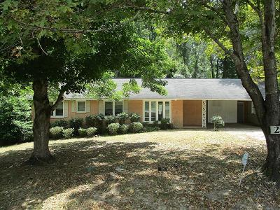 Waynesboro Single Family Home For Sale: 215 Dogwood Drive