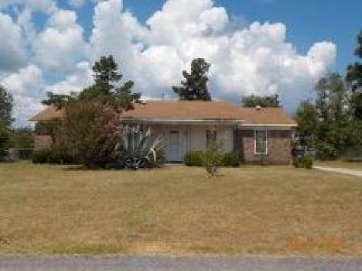 Hephzibah Single Family Home For Sale: 3745 Fairington Drive #--