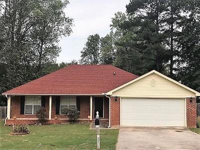 Hephzibah Single Family Home For Sale: 2703 Davis Mill Road