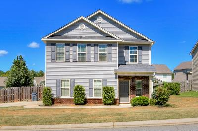 Grovetown Single Family Home For Sale: 327 Congling Circle