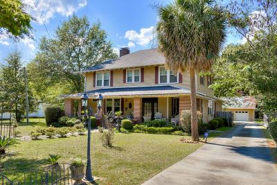 Single Family Home For Sale: 5403 Springfield Road
