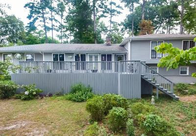 North Augusta Single Family Home For Sale: 1810 Robinson Drive