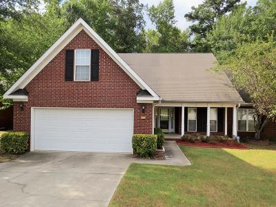 Grovetown Single Family Home For Sale: 502 Julia Court