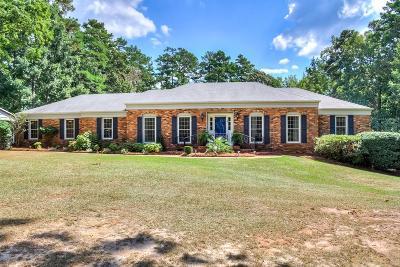 North Augusta Single Family Home For Sale: 14 Farrington Way
