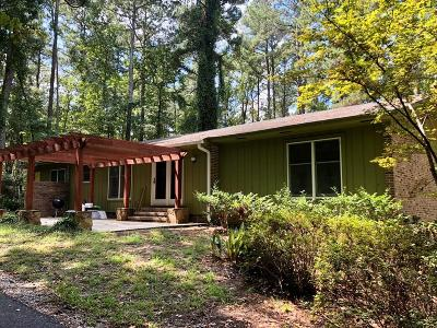 Single Family Home For Sale: 4885 Hereford Farm Road