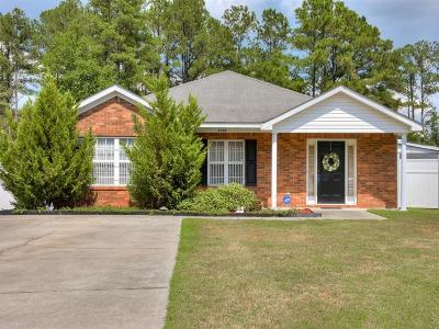 Hephzibah Single Family Home For Sale: 2322 Prescott Place