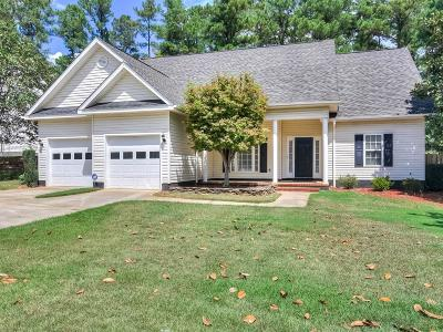 Evans Single Family Home For Sale: 903 River Bound Court