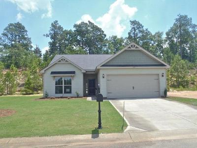 Aiken Single Family Home For Sale: 252 Kemper Downs Drive