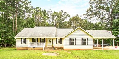 McDuffie County Single Family Home For Sale: 2007 Thornwood Lane