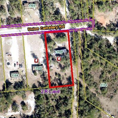 Augusta Residential Lots & Land For Sale: 1108 Union Cemetery Road