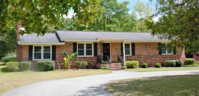 McDuffie County Single Family Home For Sale: 183 Perdue Circle