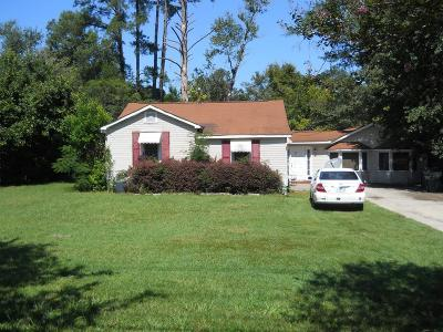 Augusta Single Family Home For Sale: 2309 Harding Road