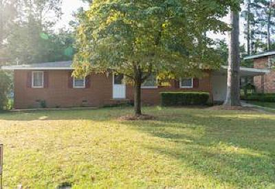 North Augusta Single Family Home For Sale: 1009 Seymour Drive