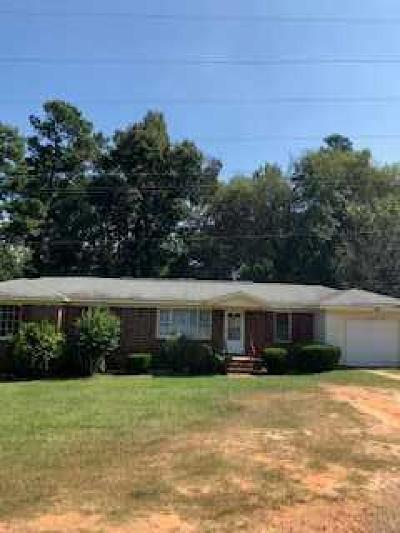Beech Island Single Family Home For Sale: 13021 Atomic Road