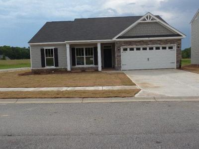 North Augusta Single Family Home For Sale: Lot 4g Harlequin Way