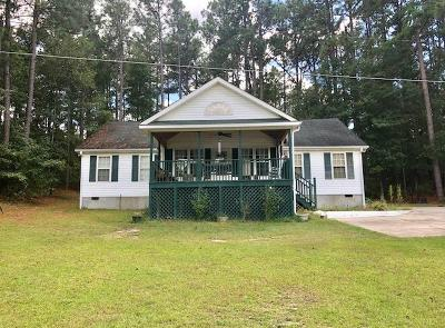 North Augusta Single Family Home For Sale: 1103 Corley Drive