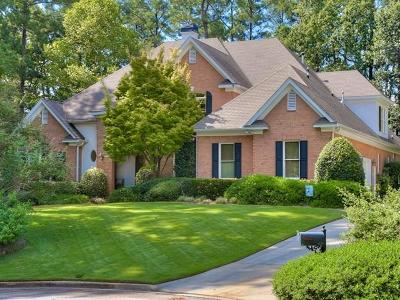 Evans GA Single Family Home For Sale: $669,000