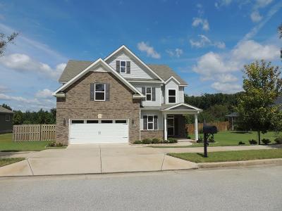 North Augusta Single Family Home For Sale: 134 Claridge Street